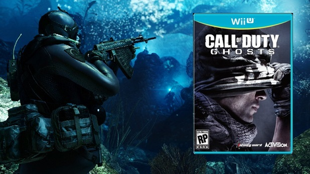 Call of Duty: Ghosts on Wii U