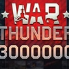 War Thunder Screenshot - War Thunder 3 million players
