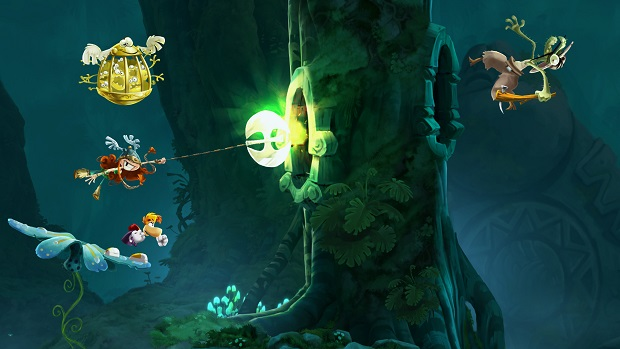 Rayman Legends - Preview - 2