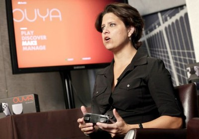 OUYA Screenshot - Julie Uhrman