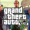 Grand Theft Auto V Screenshot - Michael, Trevor, and Franklin preparing for a heist