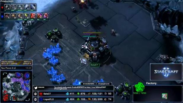 StarCraft II: Heart of the Swarm Screenshot - 1150525