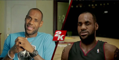 NBA 2K14 Screenshot - NBA 2K14 LeBron James