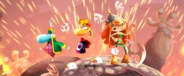 Rayman Legends Screenshot - 1150549