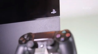 PlayStation 4 (console) Screenshot - PS4 console