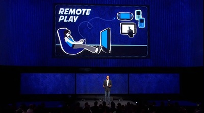 PS Vita Screenshot - PS4 Remote Play with Vita
