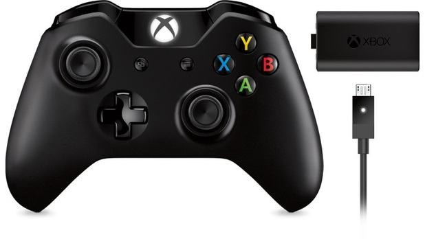 Xbox One (Console) Screenshot - Xbox One Play and Charge Kit