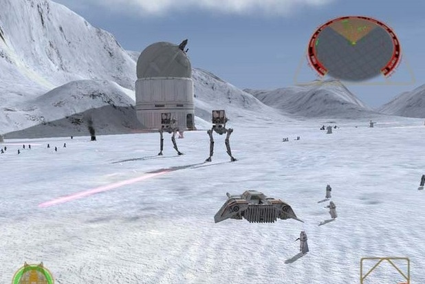 Gaming Culture Screenshot - Star Wars Rogue Squadron