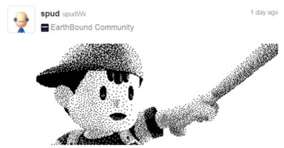 Earthbound Miiverse