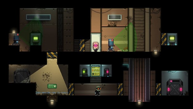 Stealth Inc: A Clone in the Dark - PS3 - 1