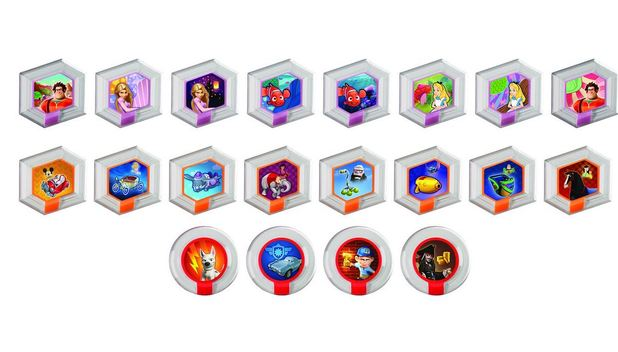 Disney Infinity Screenshot - Disney Infinity Power Discs