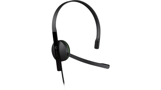 Xbox One Screenshot - Xbox One headset