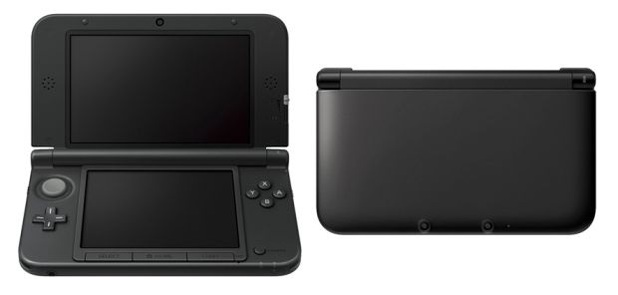 Nintendo 3DS XL Screenshot - Black 3DS XL