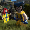 LEGO Marvel Super Heroes Screenshot - Wolverine and Jean Grey
