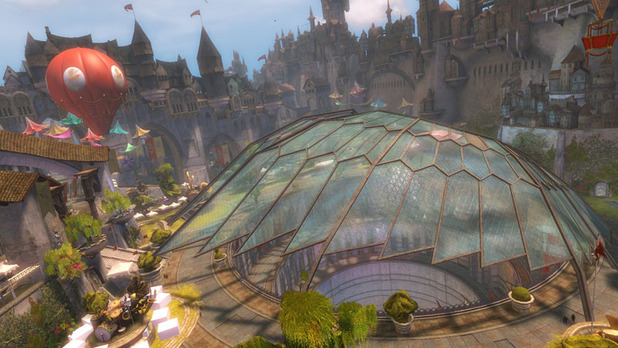 Guild Wars 2 Screenshot - Queen's Jubiliee The crown pavilion