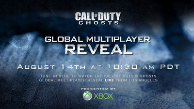 Call of Duty: Ghosts Screenshot - Multiplayer reveal
