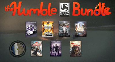 Saints Row: The Third Screenshot - Humble Deep Silver Bundle