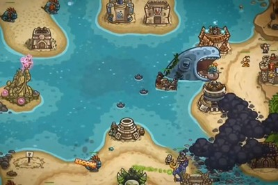 Kingdom Rush Screenshot - Kingdom Rush Frontiers Rising Tides
