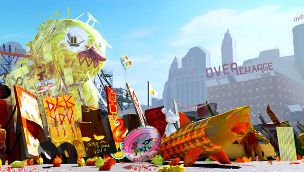 Xbox One (Console) Screenshot - Sunset Overdrive