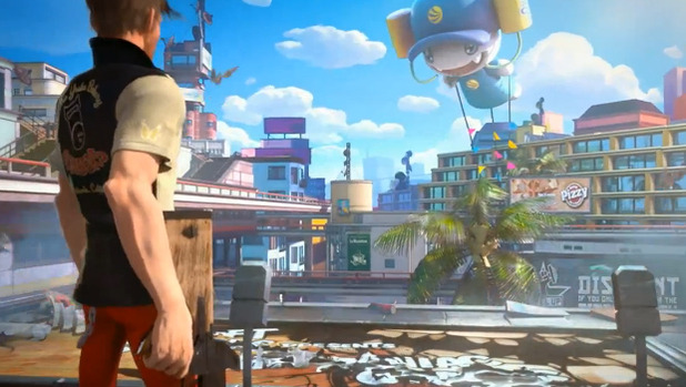 Sunset Overdrive Screenshot - E3 2013 Microsoft Press Conference Trailer