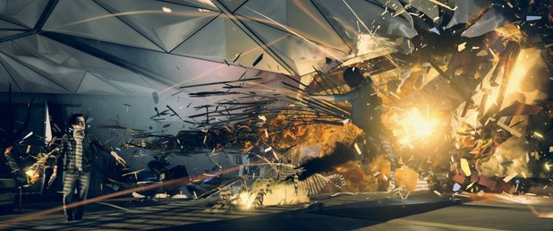 Quantum Break - Feature