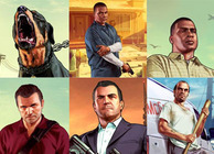 GTA 5 PSN Avatar images