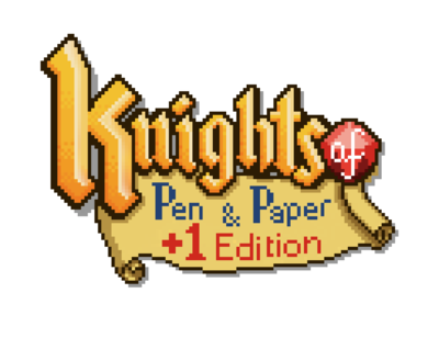 Knights of Pen & Paper Screenshot - Knights of Pen and Paper +1