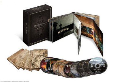 The Elder Scrolls Anthology