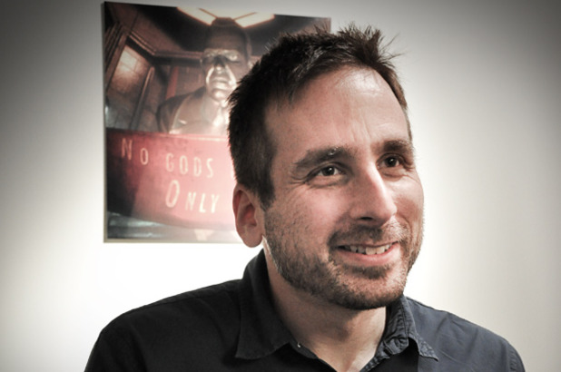 Screenshot - Ken Levine