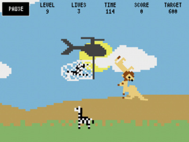 Screenshot - Safari Rescue