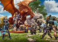 EverQuest characters