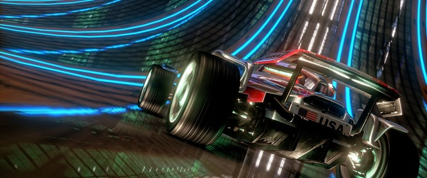 Trackmania 2 Stadium - Feature