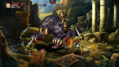 Dragon's Crown Screenshot - 1150922