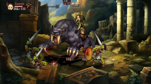 Dragon's Crown Screenshot - 1150923