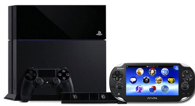 PlayStation 4 (console) Screenshot - PS4 Vita bundle