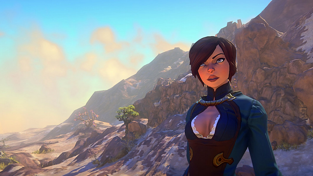 EverQuest Next looks absolutely amazing.