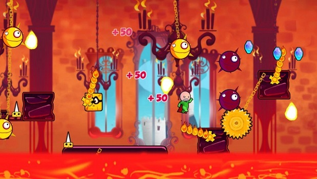 Cloudberry Kingdom Screenshot - 1150989