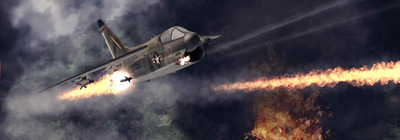 Air Conflicts: Vietnam feature