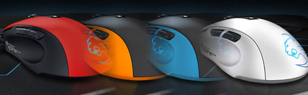 Gear & Gadgets Screenshot - Roccat Kone Pure Color