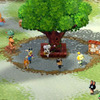 Animal Crossing: New Leaf Screenshot - Animal Crossing Plaza