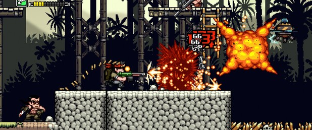 Mercenary Kings - Feature