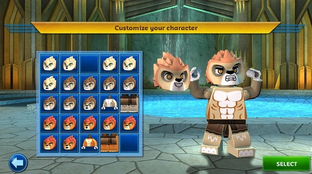 LEGO Legends of Chima Online Open Beta | The Brick Fan