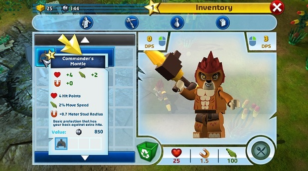 chima online inventory