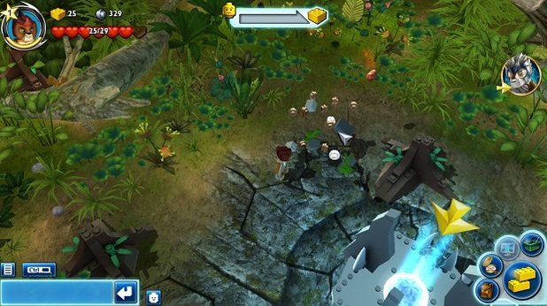 LEGO Legends of Chima Online - IGN - Video Game News ...