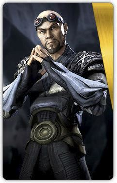 Injustice Zod