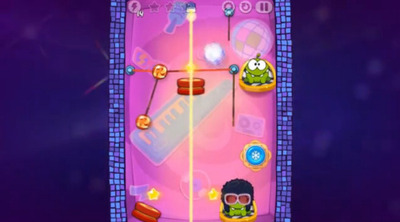Screenshot - Cut the Rope: Time Travel Disco Era