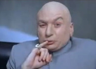 Doctor Evil 1 million dollars