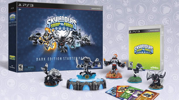 Skylanders SWAP Force Screenshot - skylanders swap force dark edition