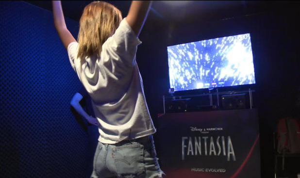 Screenshot - Disney Fantasia: Music Evolved