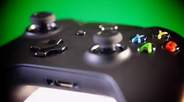 Xbox One (Console) Screenshot - Xbox One controller